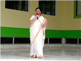 74TH  INDEPENDENCE DAY CELEBRATION IN  ST. JOSEPH INTER COLLEGE, THAKURGANJ.